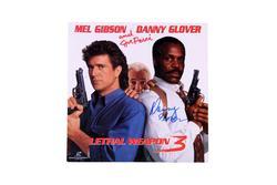 Danny Glover Autographed Lethal Weapon 3 LP