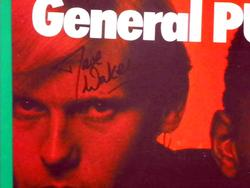 General Public Dave Wakeling In Coversation Autographed Record