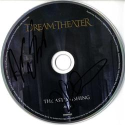 Dream Theater X2 Signed The Astonishing CD
