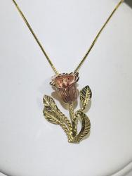 14kt Rose Gold Necklace