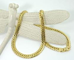 Beautiful Italian Made 14K Necklace
