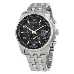 New Citizen Radio Controlled World Time Eco Drive