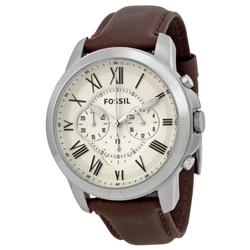 New Fossil Chronograph
