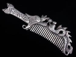 Tibetan Crafted Dragon comb