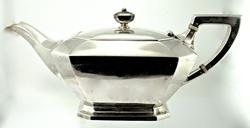 Sterling Fairfax Pattern Teapot