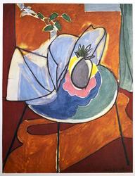 Highly Collectible Vintage Henri Matisse Color Pochoir
