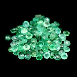 7.57ct real unheated Emerald parcel