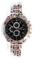Men's Multi-Dial Quartz Wrist Watch, Runs, Never Worn