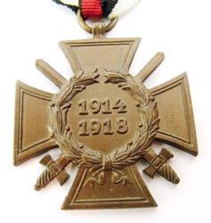 1914-1918 World War 1 German Hindenburg Cross
