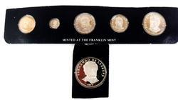 Republica of Panama 6 Coin Proof Set