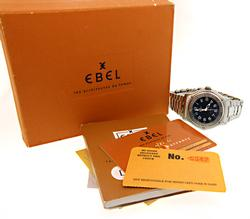 Ebel Discovery Watch, Box & Papers