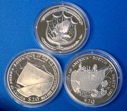 Liberia History of America Silver Coins