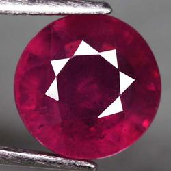 Impressive 3.80ct well cut Ruby solitaire