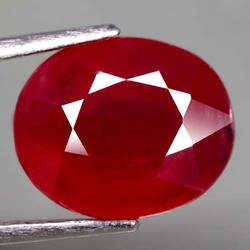 Lavish full color 5.64ct Ruby from Madagascar