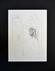 Collectible Picasso 'Vollard' Suite Circa 1956