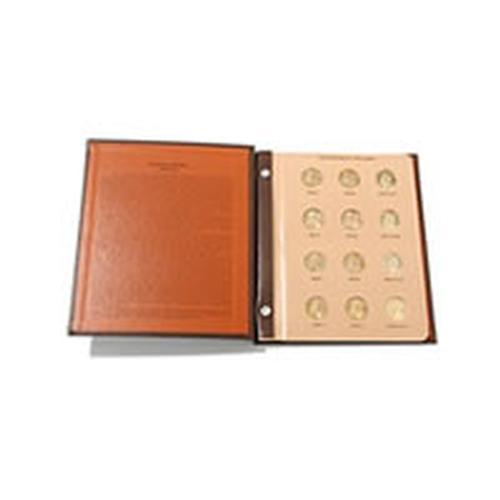 Complete Set Susan B Anthony Dollars In Album 18pcs