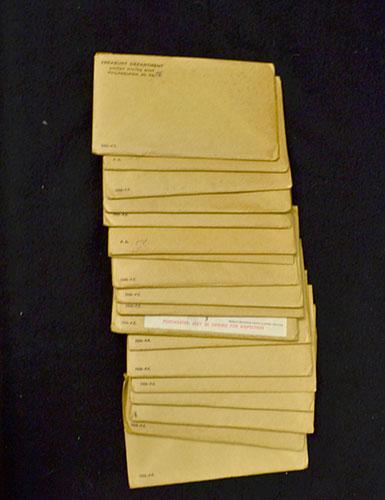 18 x 1958 Proof Sets