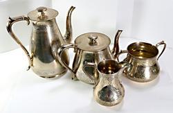 Fabulous Sterlinig Coffee & Tea Serving Pieces