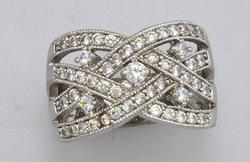 ESPO CZ and Sterling Ring