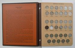 64 Coins - Buffalo Nickels 1913-1938 - Complete Set