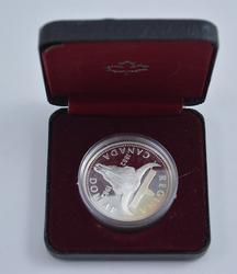 (99) 1982 Canada 1 Dollar - 500 Silver - Royal Canadian Mint w/ Box