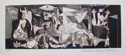 Pablo Picasso, Guernica Limited Edition Giclee