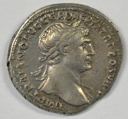 Real nice Trajan Roman Silver Denarius, 98-117 AD