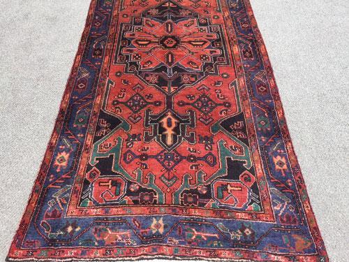 Lovely 1950s Armenian Weave Authentic Vintage Lankoran
