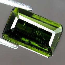 Rich green 1.51ct high luster Tourmaline