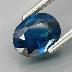Top sapphire blue 1.91ct natural Sapphire
