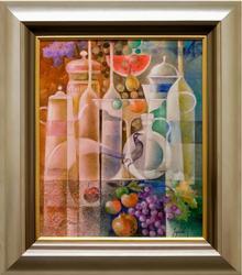 Gorgeous Original Painting by Spanish Painter Josep Baques