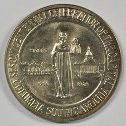 Gem BU 1936-D Columbia Commemorative Half Dollar