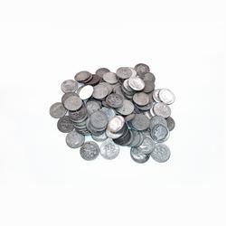 90% Silver Roosevelt Dimes 500 pcs