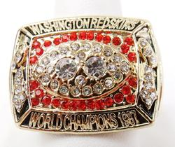 1987 Redskins Replica Super Bowl Ring