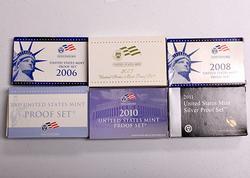 Clad Proof Set Run 2006-2011