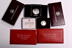 US Silver Group Lot, OGP