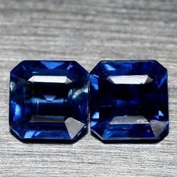 Gorgeous matched Kyanite set weighing 1.43 carats