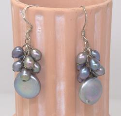 Cool Pearl Earrings,