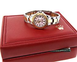Ladies Rolex Yacht-Master in Two Tone