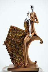 Elegant High Quality Romantic Lovers Sculpture