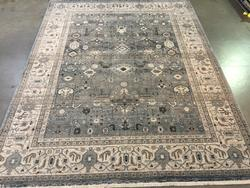 Magnificent Made Vintage Reproduction Rug 7X10