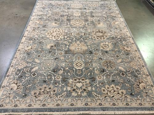 Magnificent Italian Made Vintage Reproduction Rug 8x10