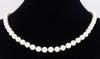 Stanley L Robin Pearl Necklace