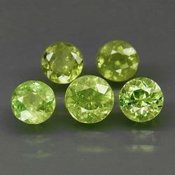 Glittering 2.20ct 5 piece natural Sphene set