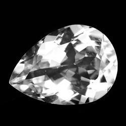 Brilliant 4.08 carat VVS pure Beryl