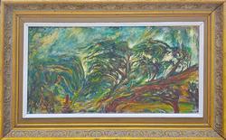 Intriguing Original Art by Manor Shadian