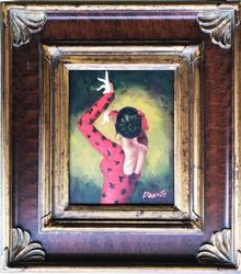 One Of A Kind Original Oil Painting On Canvas