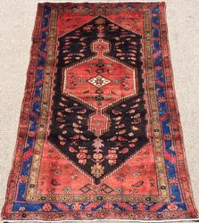Enchanting Mid Century Authentic Authentic Handmade Vintage Persian Angelas