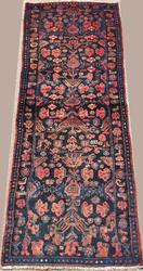 Mid-20th C. Authentic Hand Made Vintage Persian Meshg-Abad