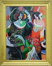 Isaac Maimon, Cafe Ladies